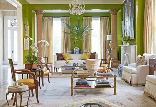 new orleans style living room tour a 19th century new orleans home of and 19086
