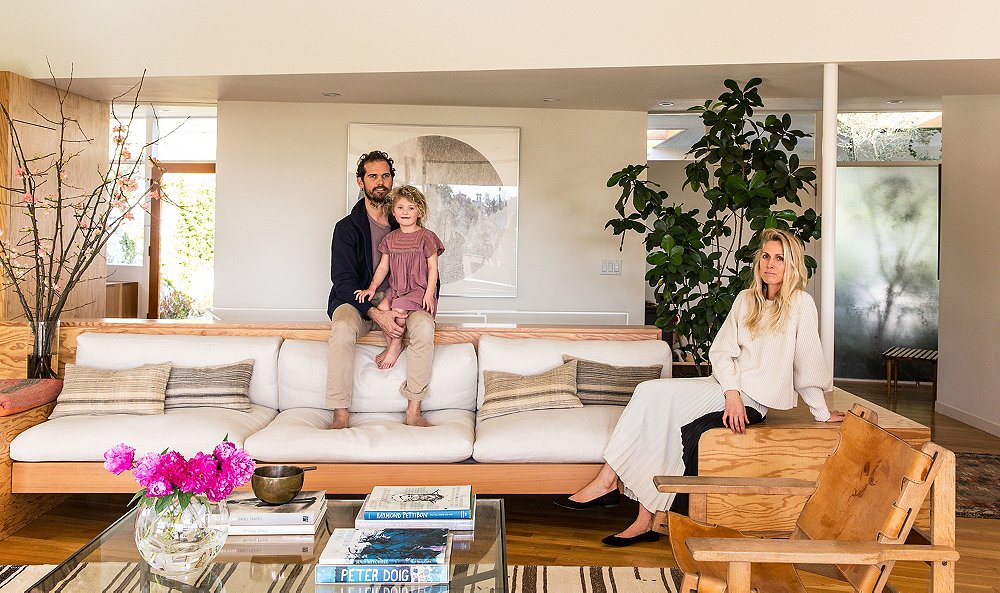 Inside Stylist Jessica de Ruiter's Considered, Cozy L.A. Home