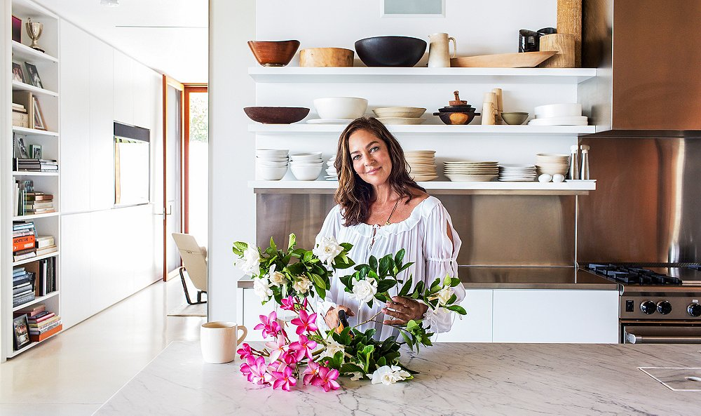Tour Kelly Klein's Breezy Palm Beach Getaway