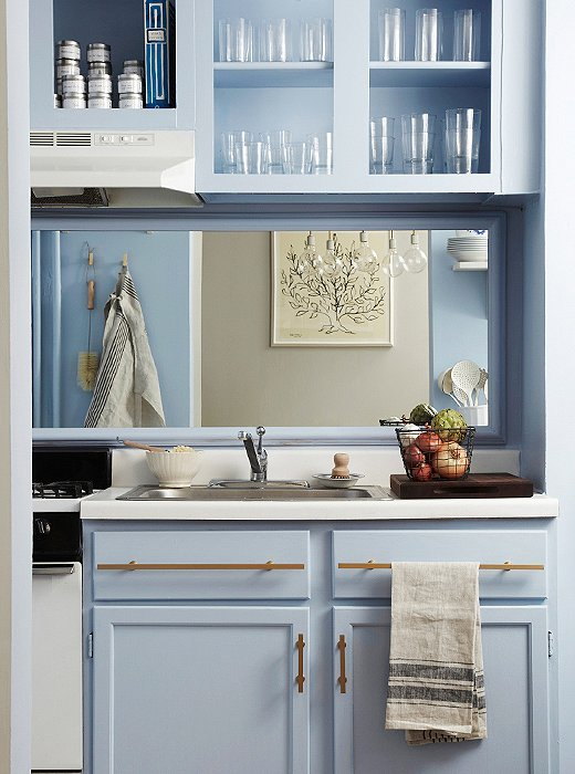 An Amazing Renovation-Free Kitchen Makeover — One Kings Lane on bar makeover ideas, kitchen renovation ideas on a budget, single wall kitchen makeover ideas, easy kitchen makeover ideas, vintage cabinet ideas, kitchen backsplash ideas, l-shaped kitchen makeover ideas, bench makeover ideas, kitchen makeovers with painted cabinets, kitchen paint makeovers, closet makeover ideas, kitchen bathroom ideas, bedroom makeover ideas, brown kitchen cabinets ideas, kitchen design, kitchen island makeover ideas, 70s kitchen makeover ideas, kitchen spring decorating ideas, kitchen makeovers with white cabinets, swimming pool makeover ideas,