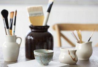 """Discover How to """"Unbreak"""" Broken Ceramics"""