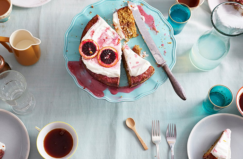 This Picture-Perfect Cake Couldn't Be Easier