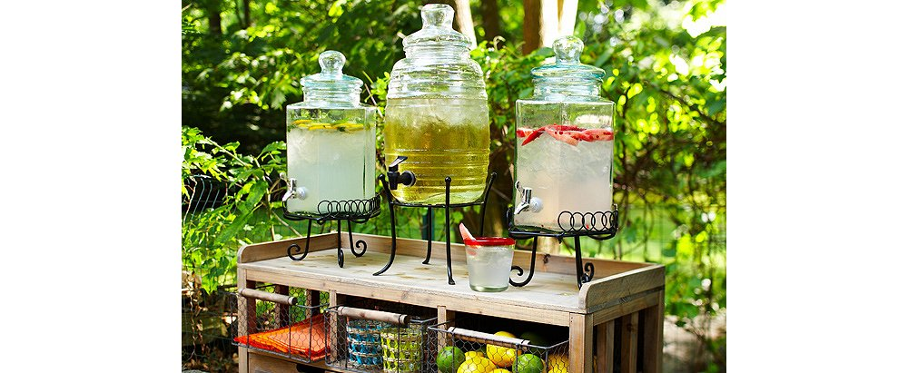 Three Refreshing Alcohol-Free Coolers