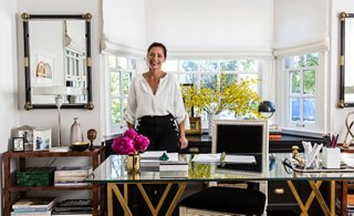Inside Our Superstylish Office Makeover for Le Catchs Founder