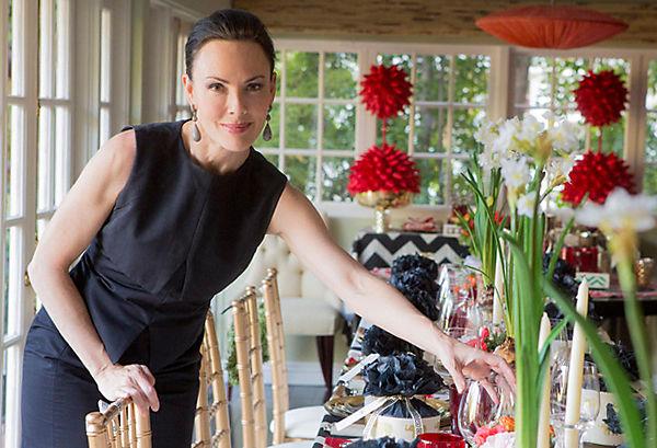 Mary Mcdonald Designer how million dollar decorators do holiday style