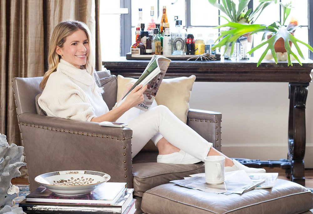 Inside Designer Michelle Smith's Beyond-Chic Home