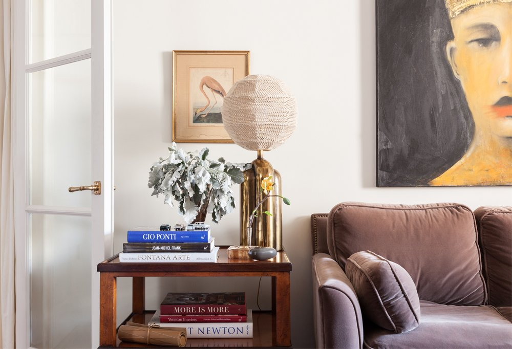 Interior Design Book inside the nyc home of designer michelle smith