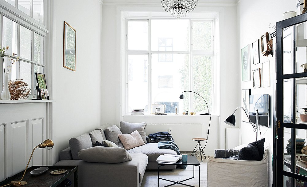 Monochrome Decorating Is Having a Major Moment