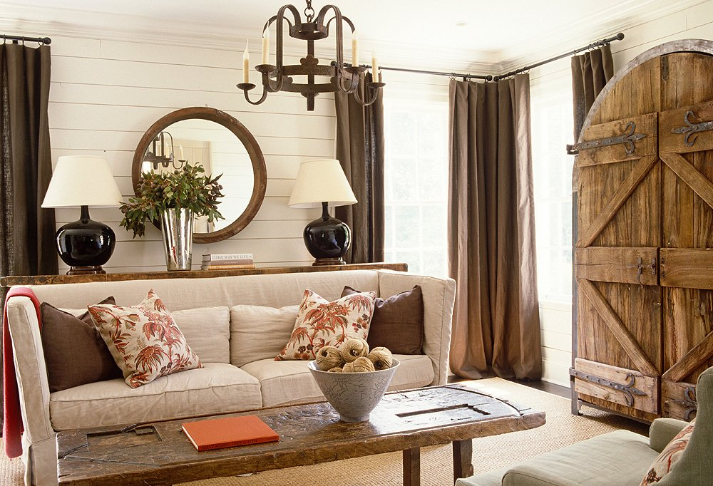 Interior Design Home Decorating Ideas: Tips For Nailing Napa Style Decorating