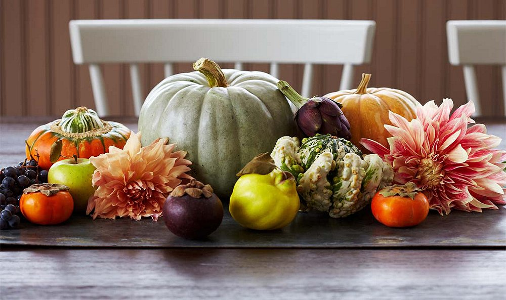 The Ultimate Fall Harvest Centerpiece