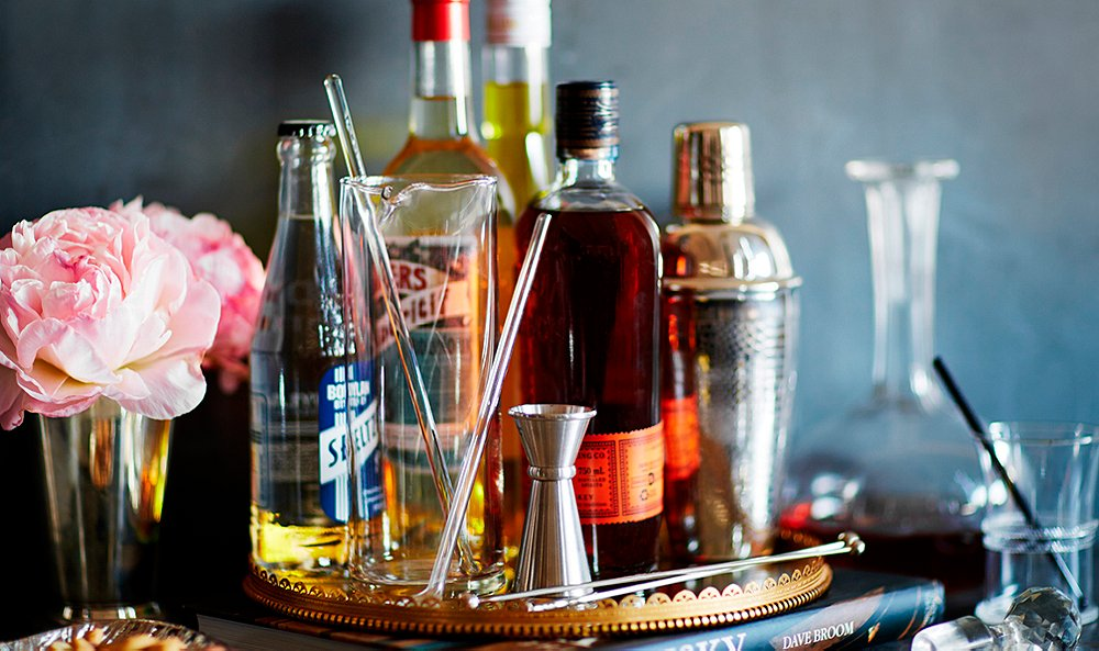 3 Holiday Cocktails Made Easy