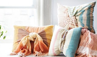 3 Easy Ways to Decorate with Summer Scarves & Summer Scarves u2014 One Kings Lane