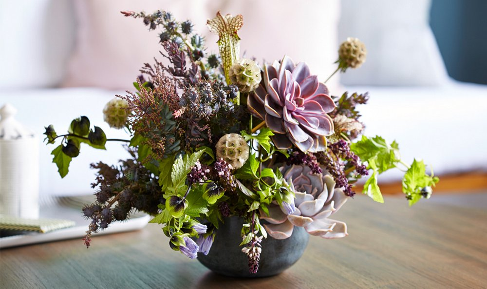 K'Mich Weddings - wedding planning - succulents