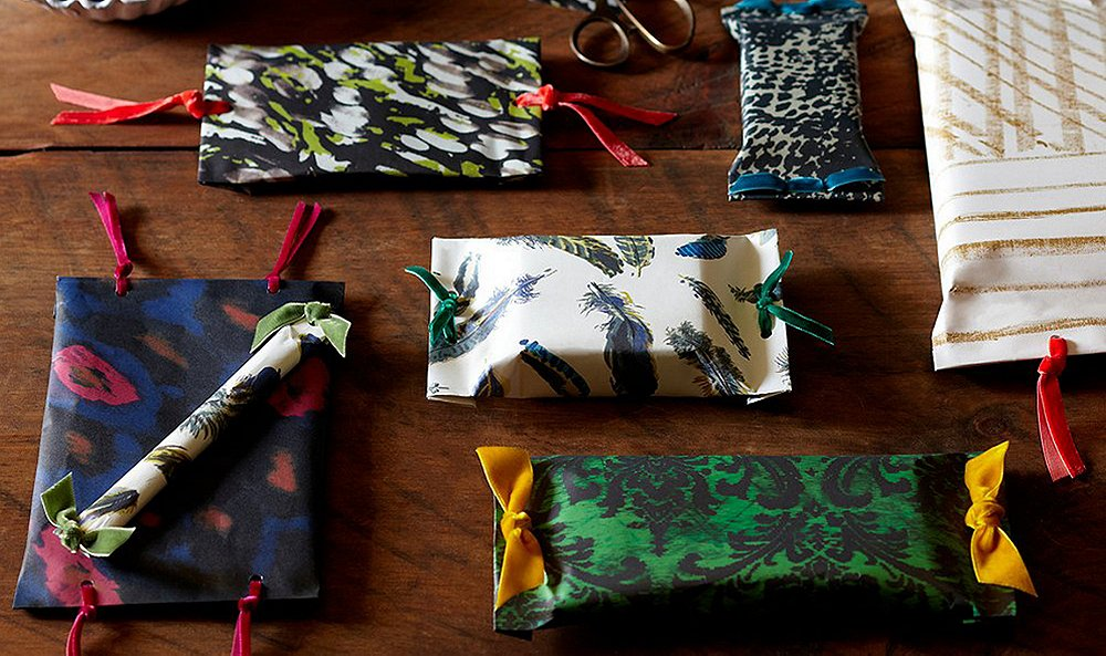 How to Wrap Those Awkwardly Shaped Gifts