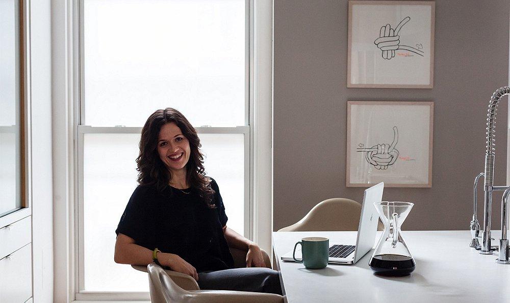 Inside the Family-Friendly Home of Artist Jen Wink
