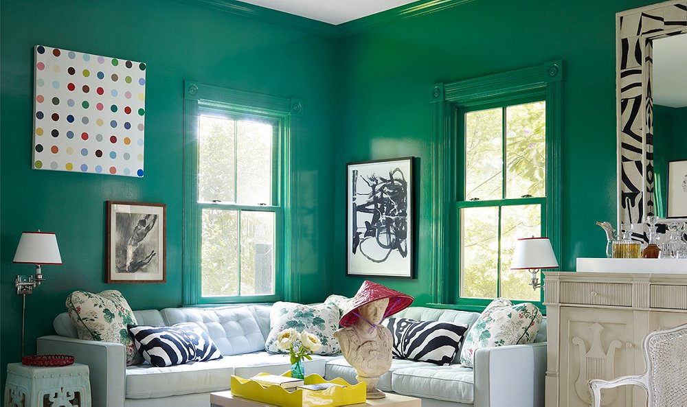 Create a Jewel Box with These Rich and Vibrant Hues