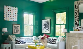 Beautiful Create A Jewel Box With These Rich And Vibrant Hues