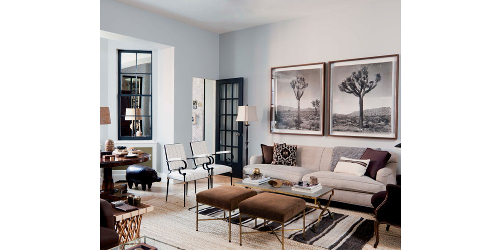 Inspiration image courtesy of Nate Berkus