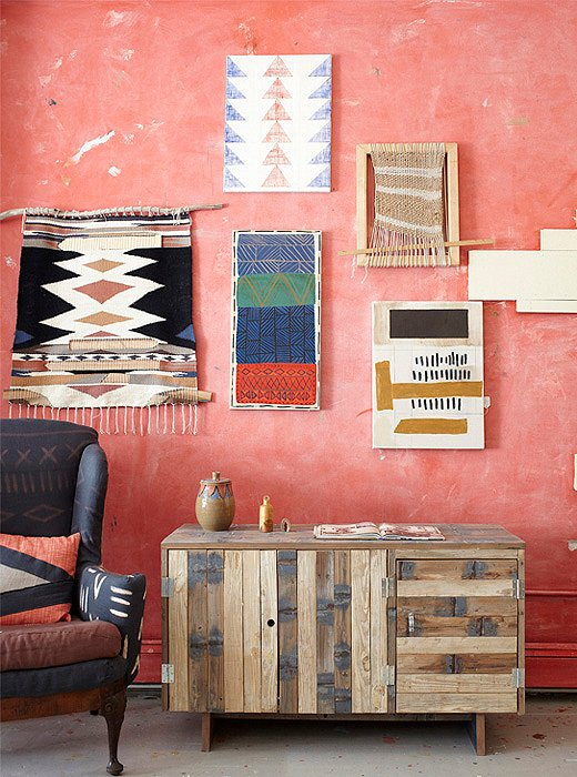 Some of the goodies on offer at their Williamsburg studio.
