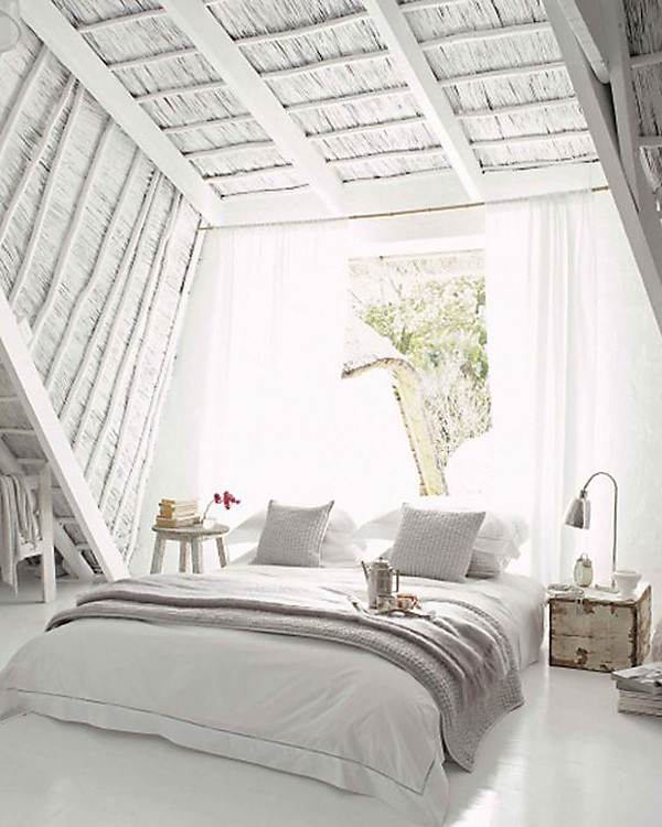 Cool Room Designs All White: White Rooms On Pinterest