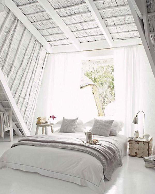 White Rooms on Pinterest — One Kings Lane