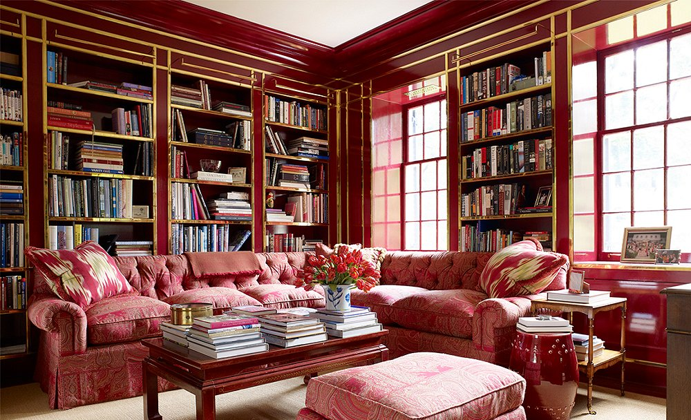 6 Rooms Painted the Season's Hottest Shade