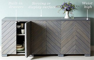 Though Sideboards Were Originally Created As Additional Serving Surfaces  For Dining Rooms, Theyu0027ve Come A Long Way, Baby, And Weu0027re Totally  Convinced That ...