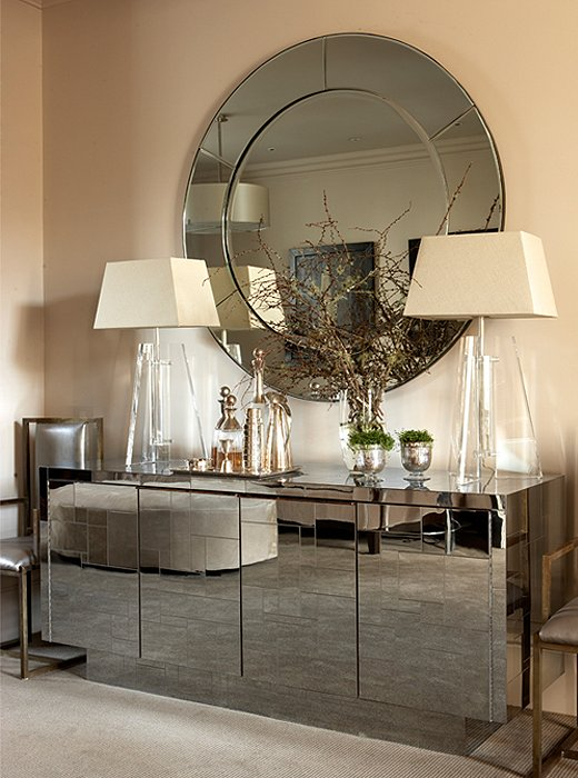 in your living room - Dining Room Sideboard Decorating Ideas