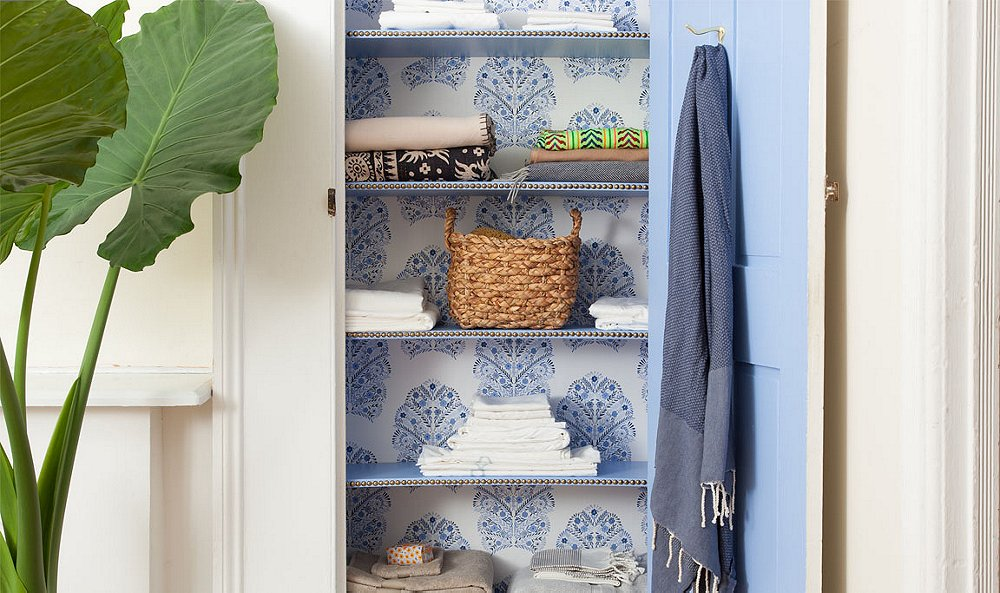 linen closet ideas