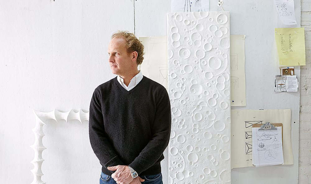 Meet the Artist Who's Putting Plaster on the Map