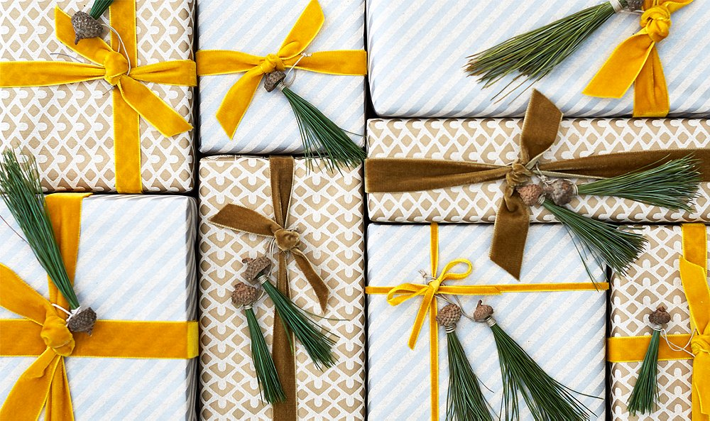 DIY the Perfect Present Topper