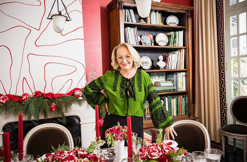 This Top Designer's Holiday Hosting Tips Are the BEST