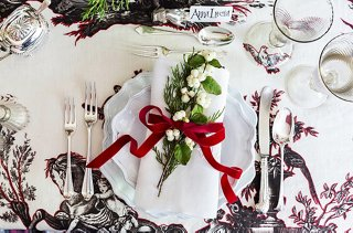 Your Holiday Table Setting Cheat Sheet! & How To Set a Table: Illustrated Guide to Casual \u0026 Formal Entertaining