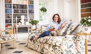 Inside The Next Level Elegance Of Carolyne Roehmu0027s Connecticut Estate