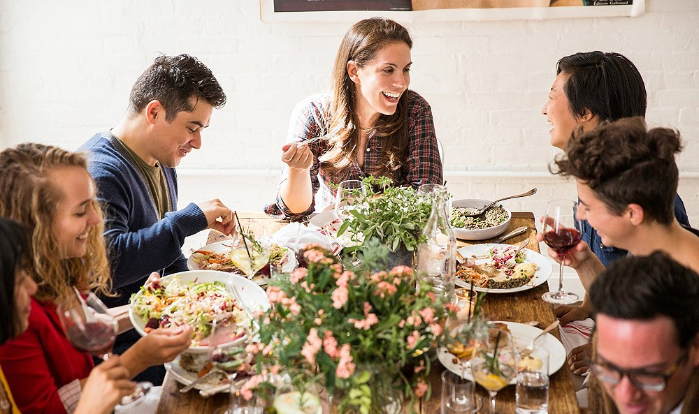 7 Steps to Mastering the Casual Fall Dinner Party
