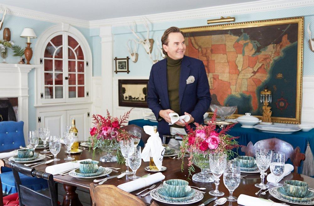 Jeffrey Bilhuber Extraordinary Fabulous Holiday Ideas From An Alist Tastemaker  One Kings Lane Design Ideas