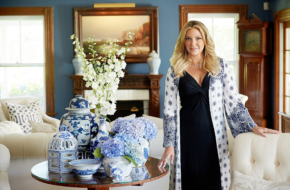 Tour a Hamptons Farmhouse Bursting with Style