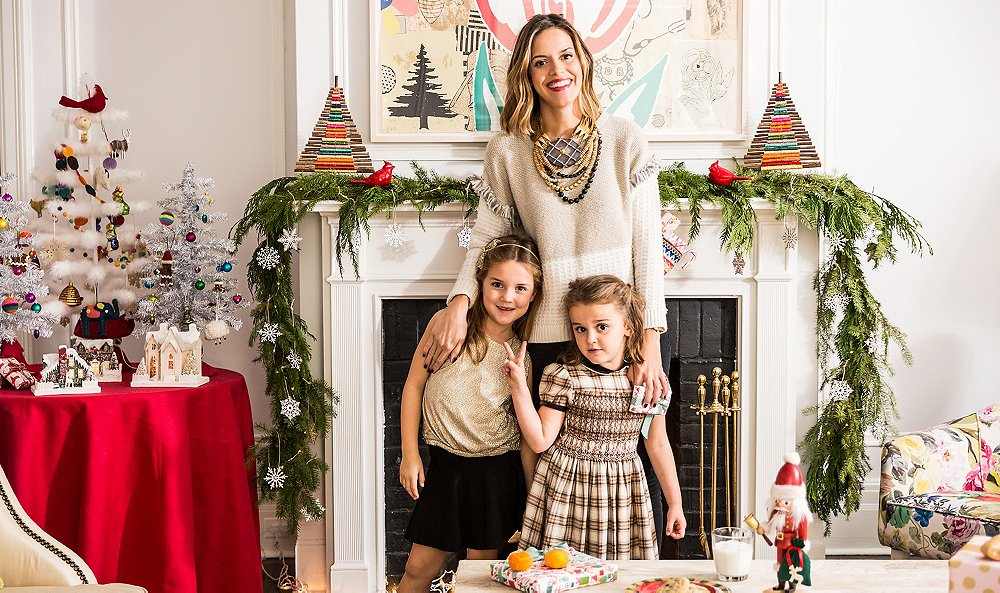 Attention, Parents! Inside Designer Lilly Bunn's Kid-Centric Holiday
