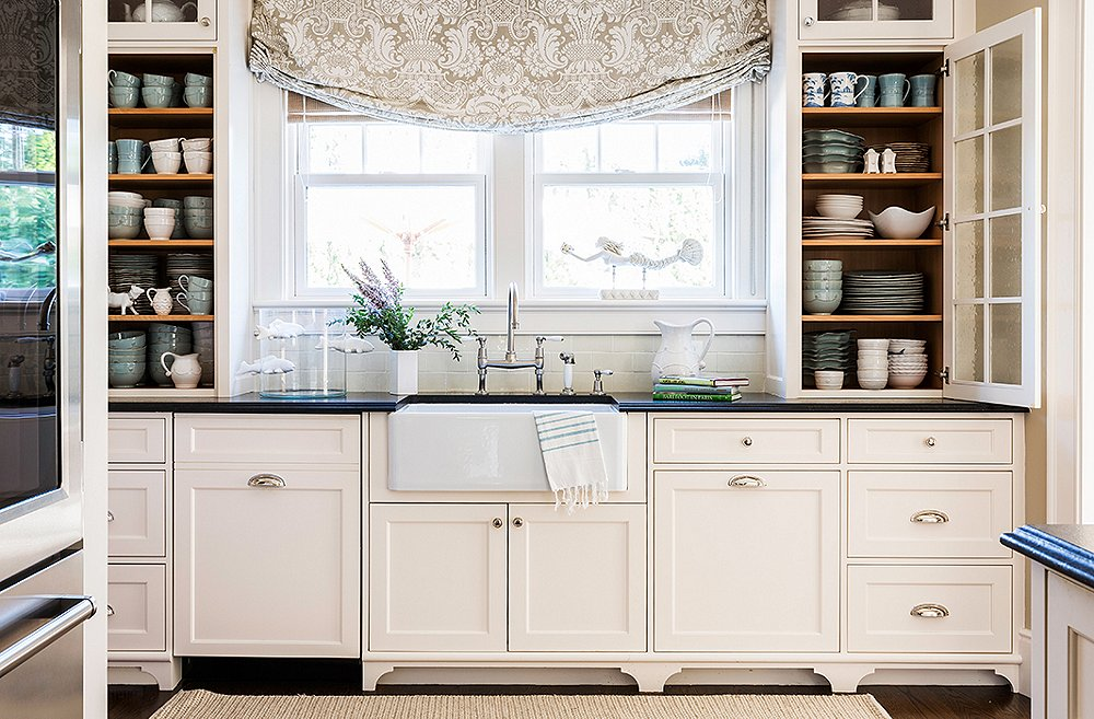 4 Key Elements of a Farmhouse-Style Kitchen