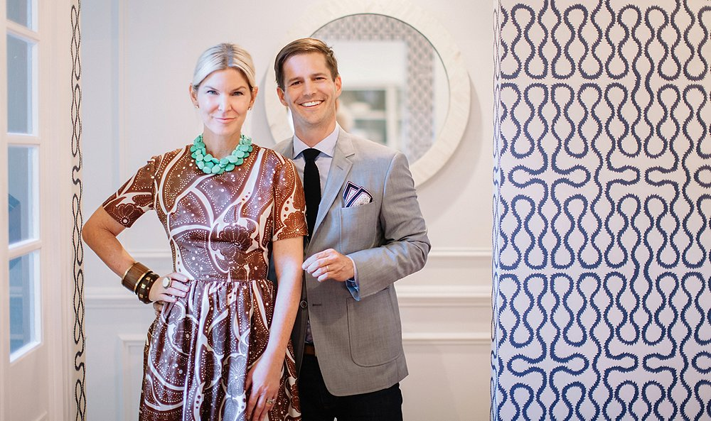 Inside a Designing Couple's Fabulously Fresh Nashville Home