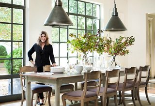 Inside Suzanne Kasler S Stunningly Serene Atlanta Home One