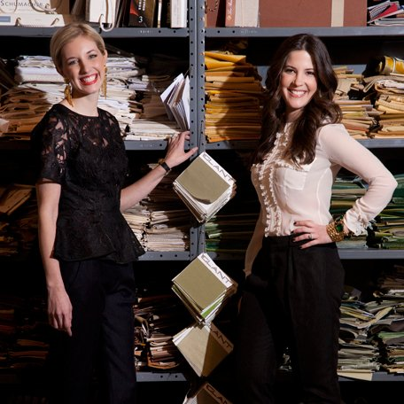 20 Questions for Sasha Adler and Lauren Gold