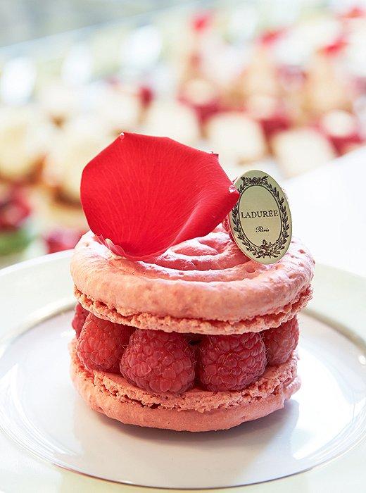 A raspberry delight.