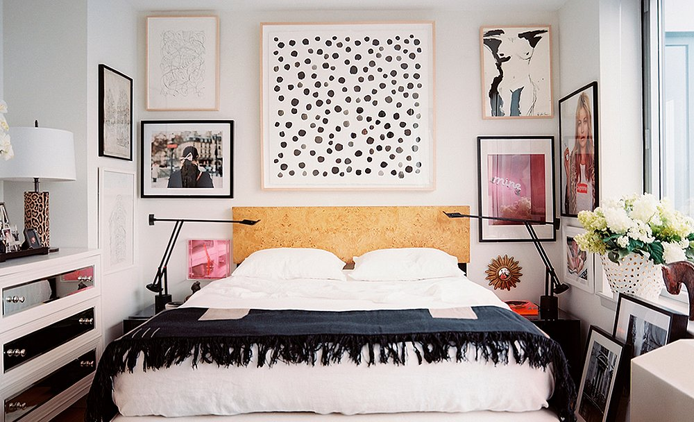 7 Inspiring Ideas for the Wall Above Your Bed. 7 Inspiring Ideas for Above the Bed