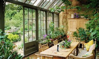 Stand Alone Conservatory Designs : Anatomy of a room dreamy conservatory ideas one kings lane