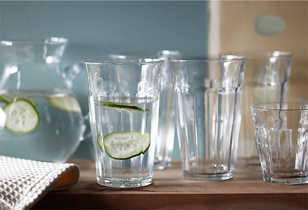 Tumblers for Water or Wine