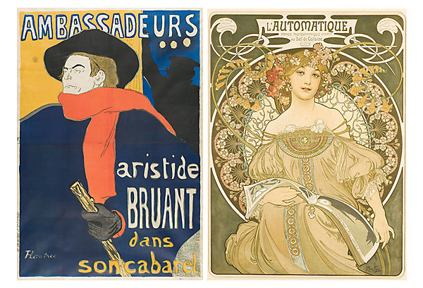 Posters of the Belle Époque