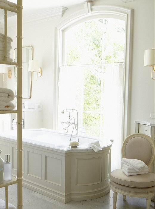 20 questions for barbara barry one kings lane for Bathroom design questions