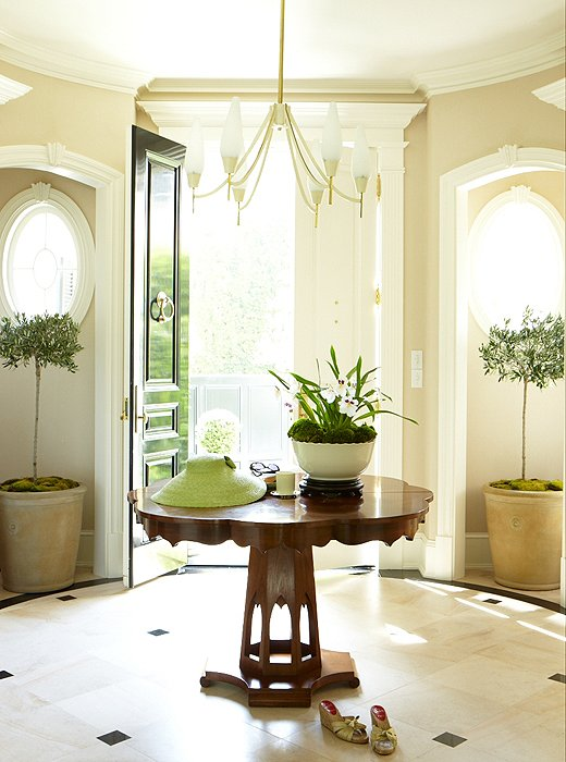 Foyer Hallway Questions : Questions for barbara barry one kings lane