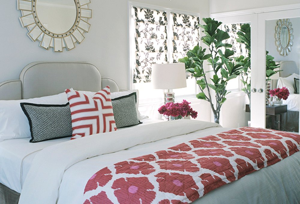 White bedding ideas for Bedroom quilt ideas